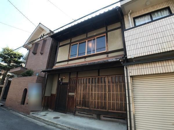 Price Changed: Shimogamo Kamikawaracho Non-Renovated Machiya, in Shimogamo near World Heritage, for Sale in Sakyo, Kyoto