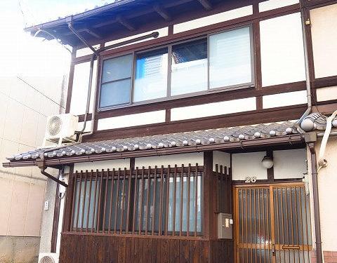 Renovated Machiya near Tanbaguchi and New Umekoji Kyoto Nishi sta.