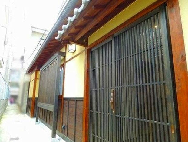 Renovated Machiya for Sale in Kyoto near Higashi Honganji temple