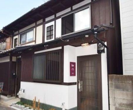 Renovated Guesthouse, near Nishi Honganji Temple, for Sale in Shimogyo Ward