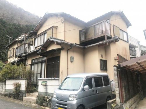 Slow Life in Kyoto, House in Yase near Takano River with Nature, for Sale in Sakyo Ward